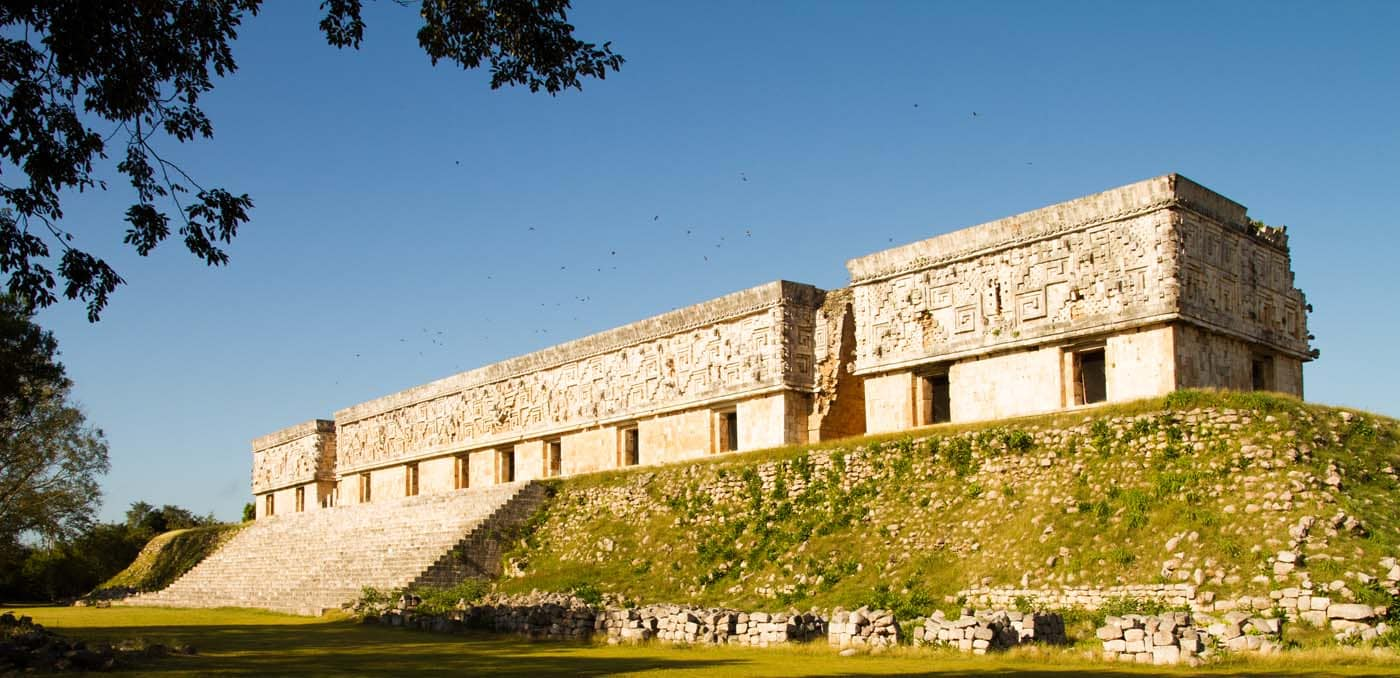 Mexico Uxmal