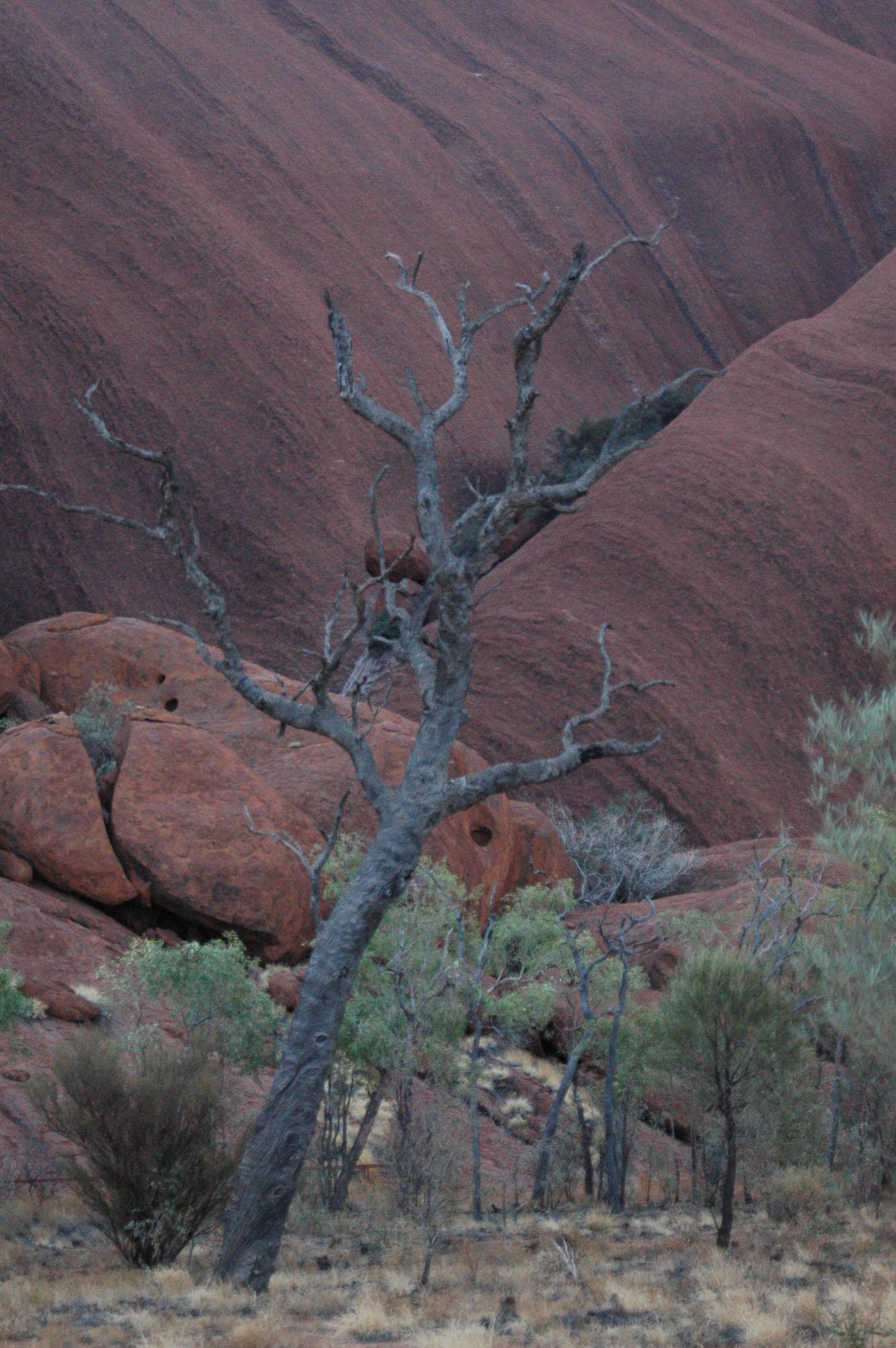 Australia Ayres Rock Uluru