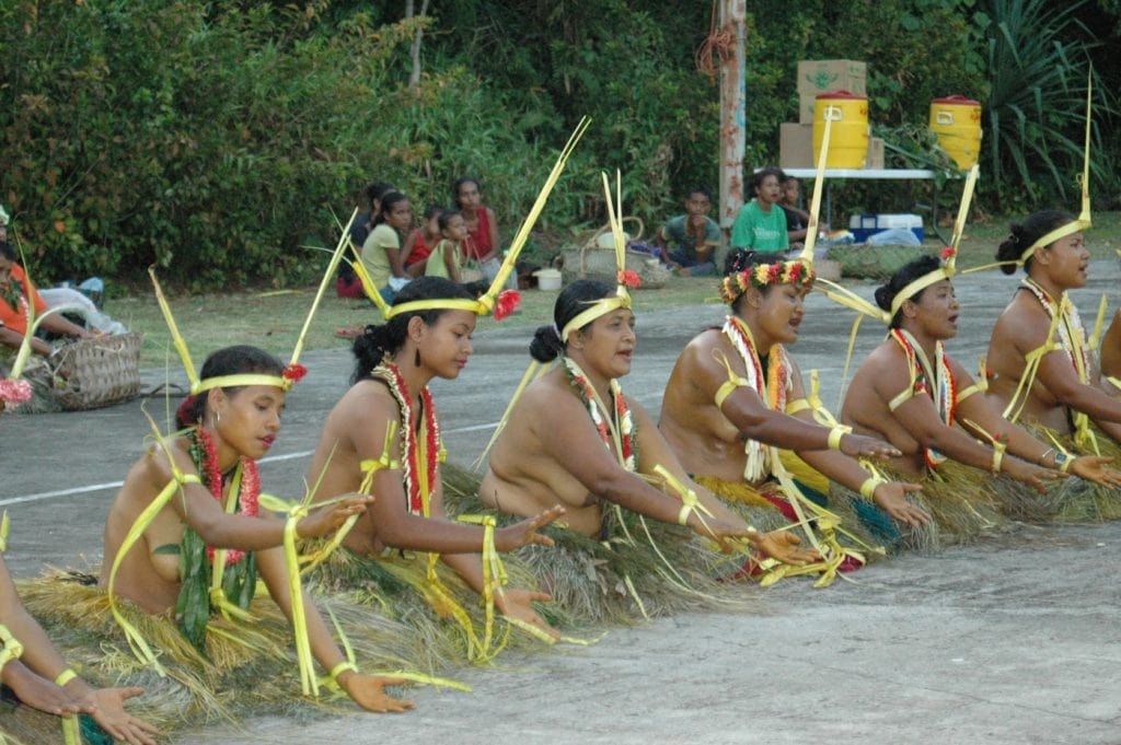 Power and Identity - Yapese Dance