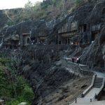 India Ajanta Caves Maharashtra