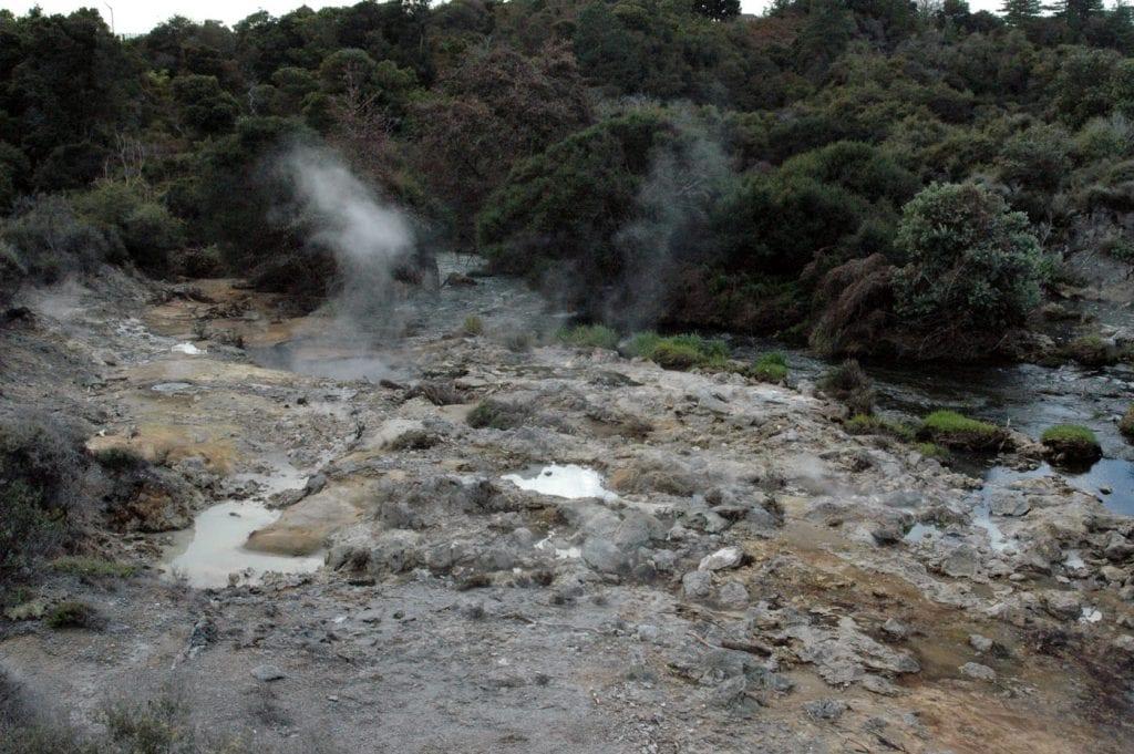 New Zealand Rotorua