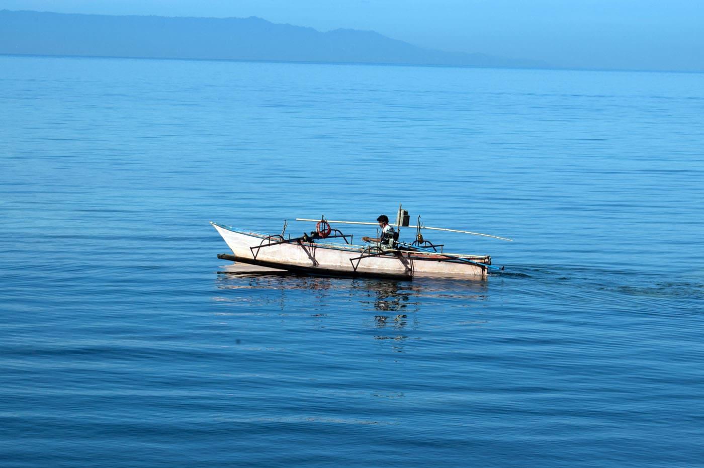 Indonesia Bunaken Fisherman