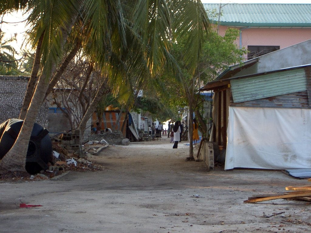 Maldives Village