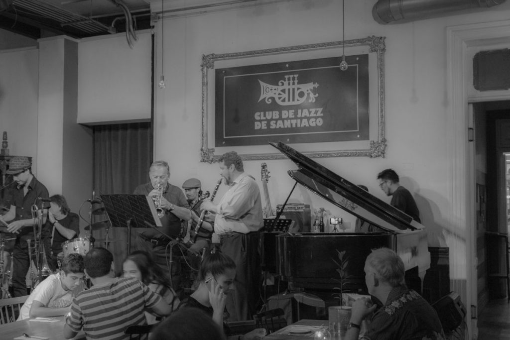 Club de Jazz Santiago